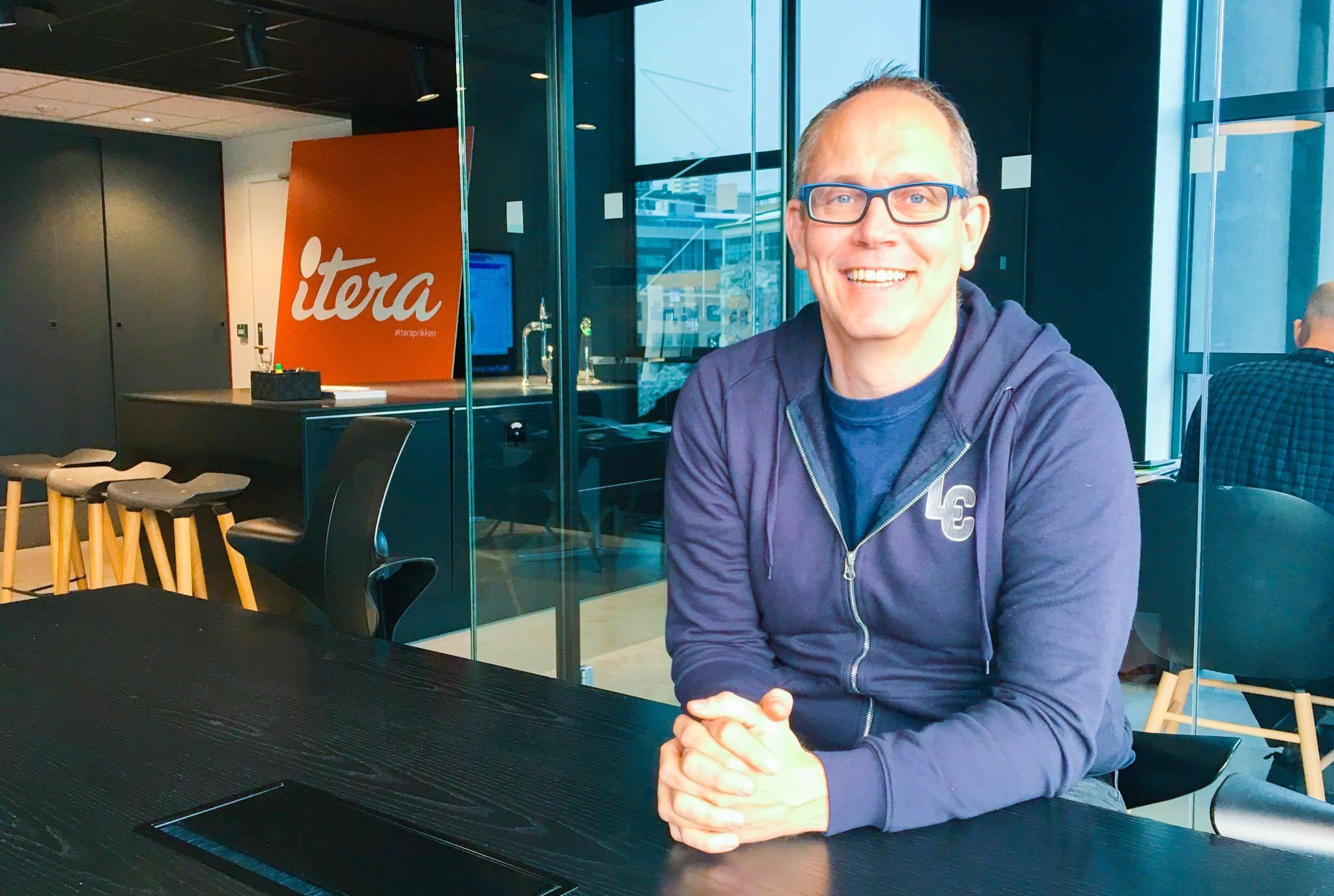 Tom Foosnøs, rådgiver i Itera