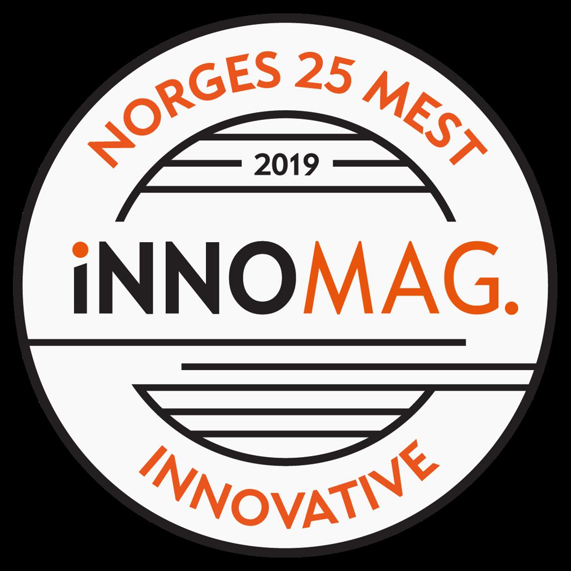 Itera kåret til en av Norges mest innovative virksomheter for fjerde år på rad