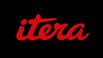 Itera logo red